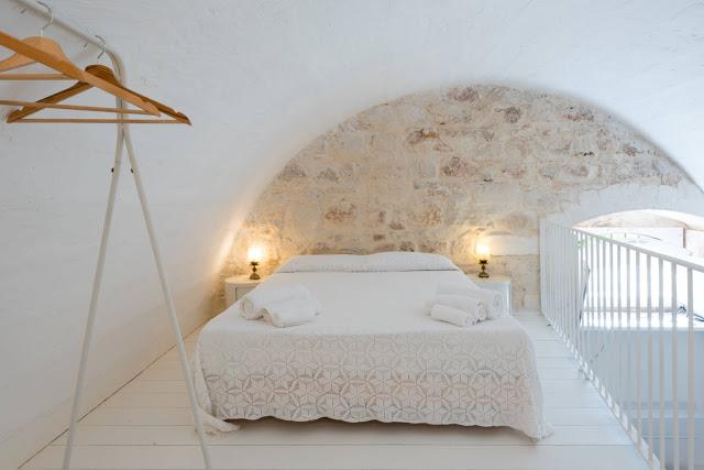 villa a Ragusa - Carcara camera da letto