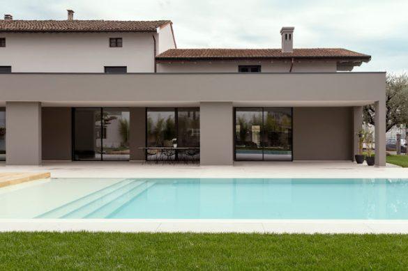 casa Nili - villa con piscina vicino Brescia - 5