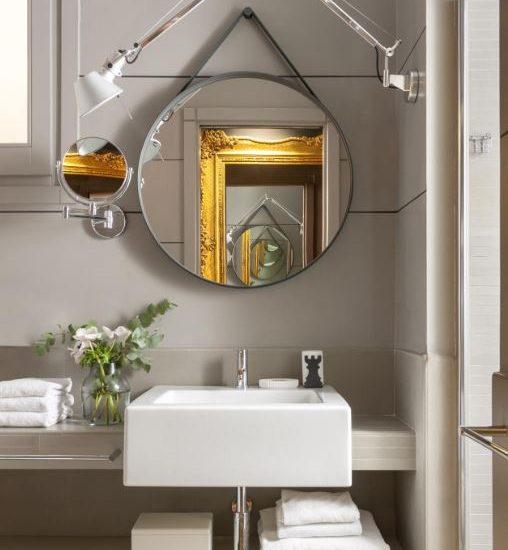 design hotel Roma - bagno