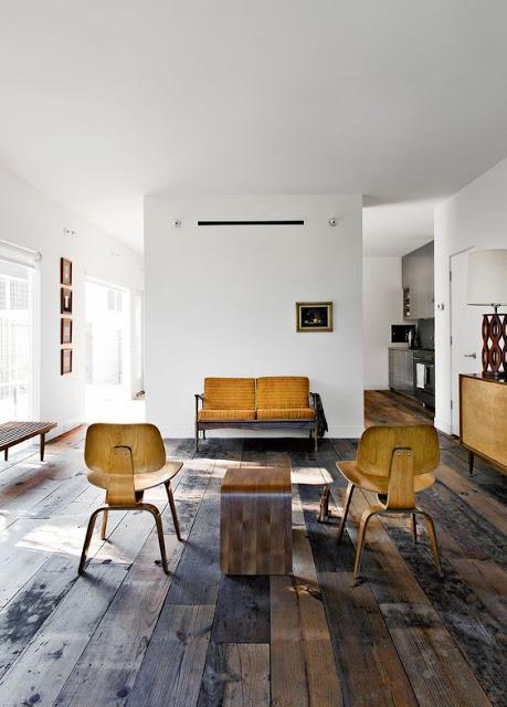 living moderno con condizionatore design