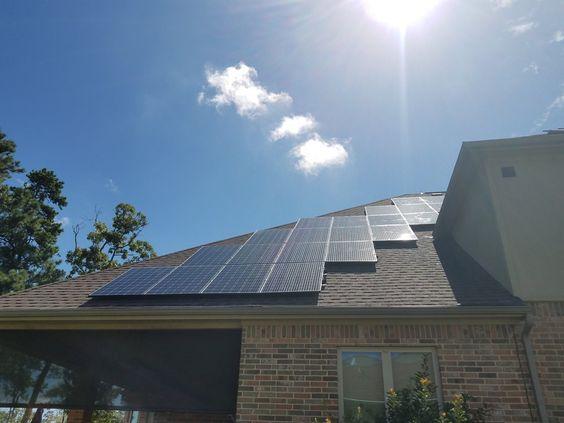 classici pannelli solari per tetto