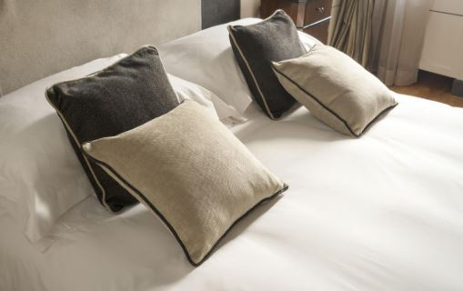 design hotel Roma - letto