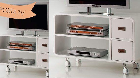mobili porta tv bianchi