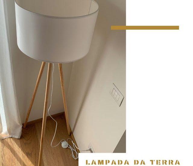 Una nuova lampada da terra