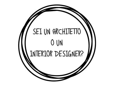 banner sei un architetto?