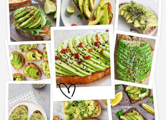 collage di ricette