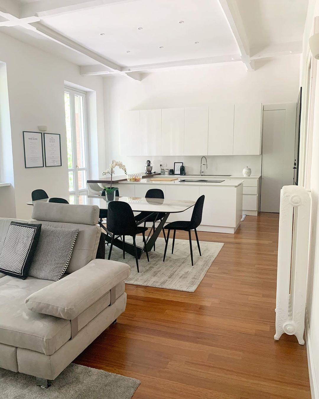 casa barieri living openspace