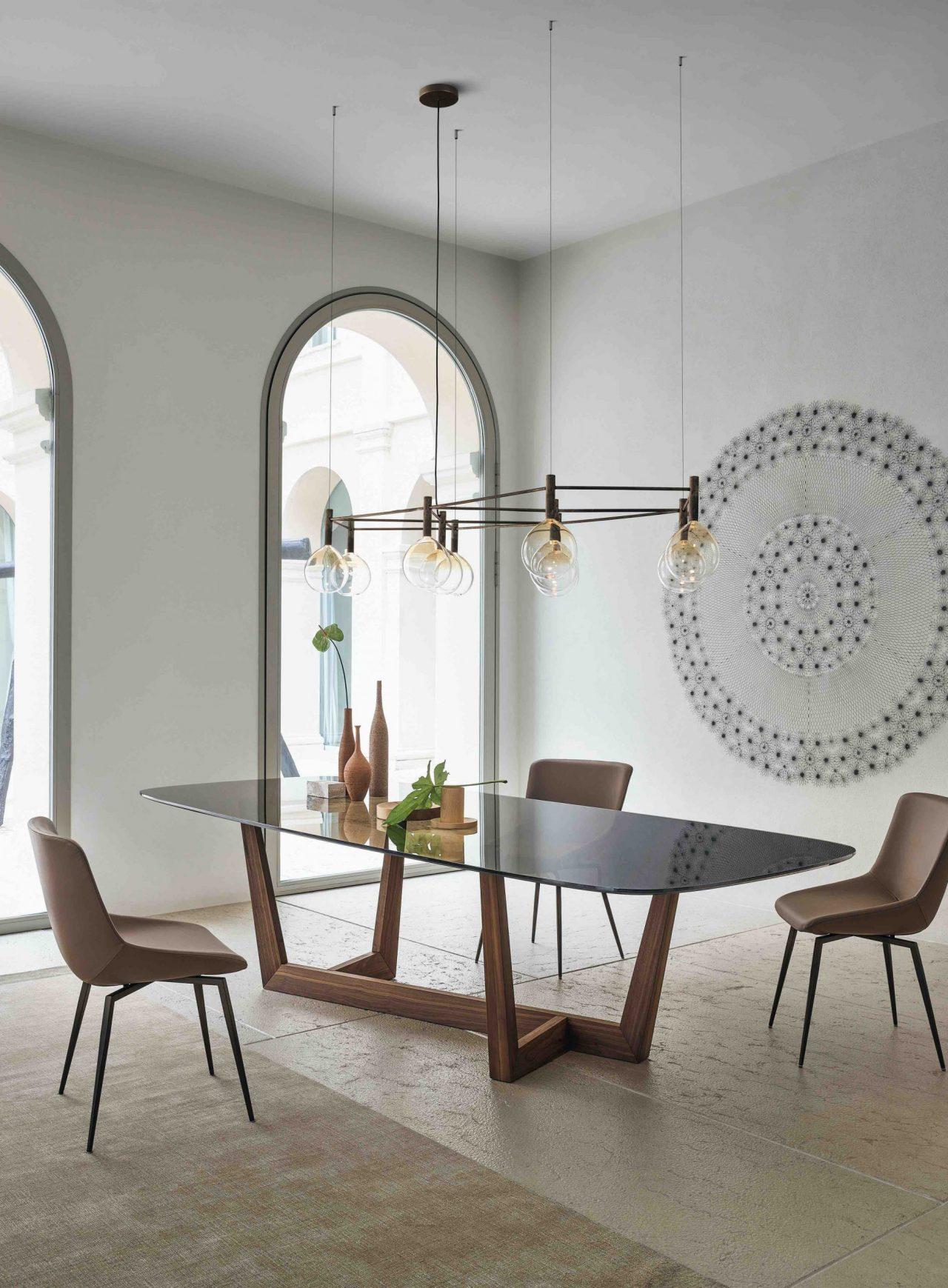 Bonaldo tavolo Art-Wood